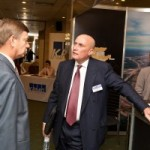 Meeting at the Exhibition